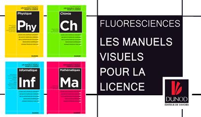 Fluoresciences Manuels visuels pour la licence