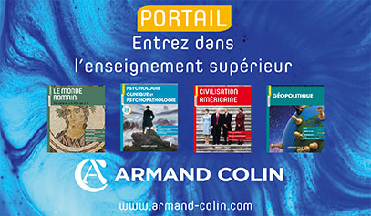 collection portail : enseignement superieur - Armand-Colin