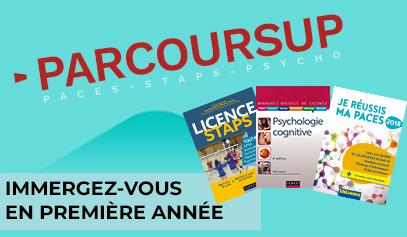 Parcoursup Dunod - PACES - STAPS - PSYCHO