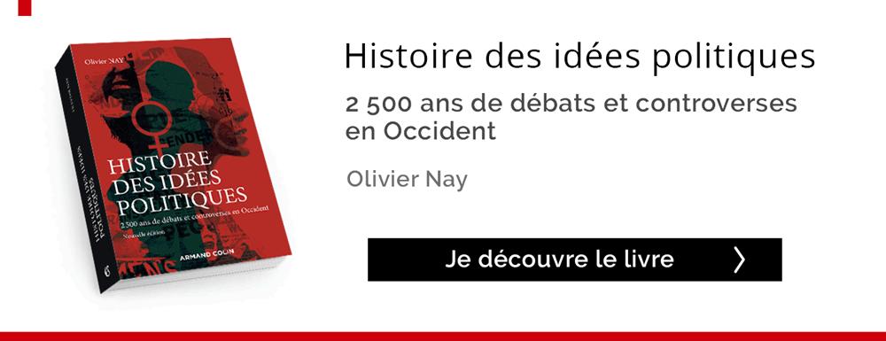 """Je découvre le livre """" Histoire des idées politiques"""""""
