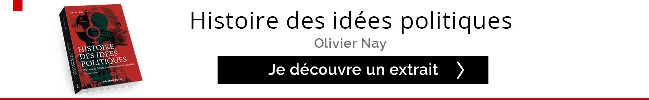 """Je découvre un extrait du livre """" Histoire des idées politiques"""""""